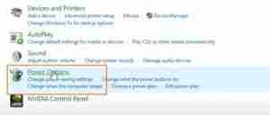 Click-On-Power-Option