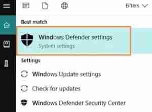 Click-On-Windows-Defender