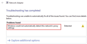 Windows-Could-Not-Automatically-Detect-This-Network's-Proxy-Settings-issue