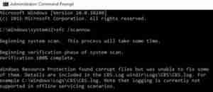 Fixing-Corrupted-Files