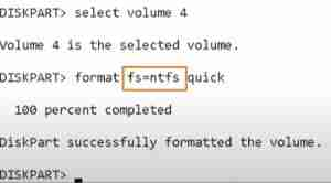 Type-The-Fs-Command