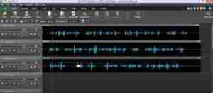 Audio-Mixing-Program