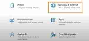 Go-To-Network-And-Internet-Option
