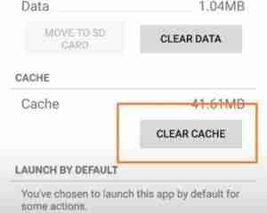 Click-On-Clear-Cache