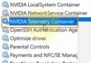 Click-On-NVIDIA-Telemetry-Container