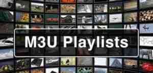 M3U-playlist-URL