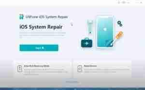 UltFone-iOS-System-Repair-Tool
