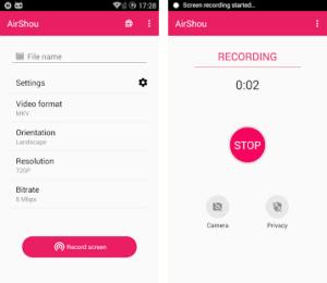 Airshou-Screen-Recorder
