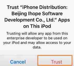 Click-On-Trust