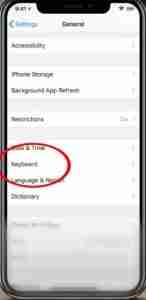 Click-on-Keyboard
