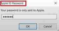 Giving-Apple-ID-And-Password