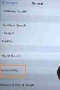 Go-To-Accessibility
