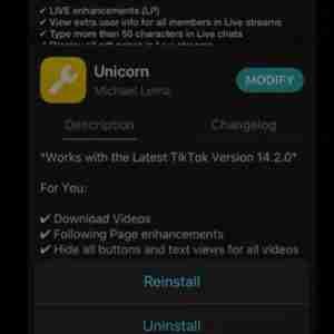 Install-TikTok-Unicorn