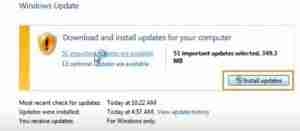 Click-On-Install-Updates