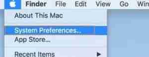 Click-On-System-Preferences