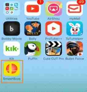 iSSB-App-On-Home-Screen